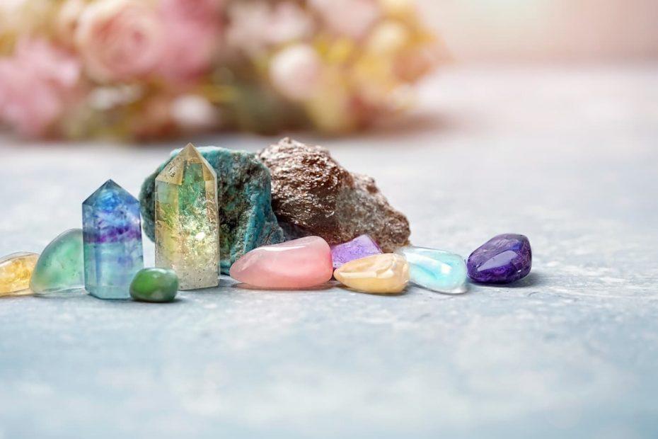 pierres de développement personnel