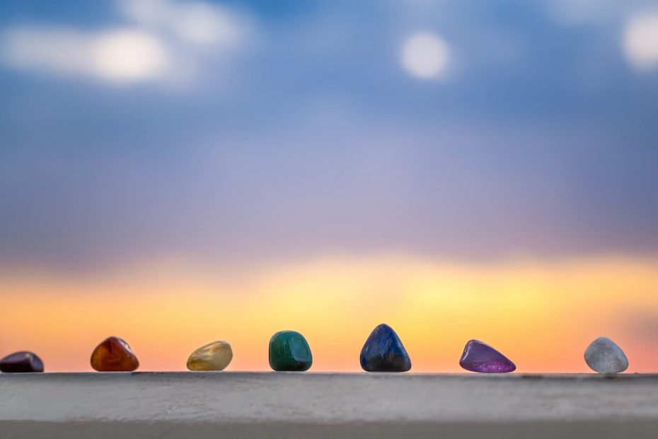 pierre chakra racine
